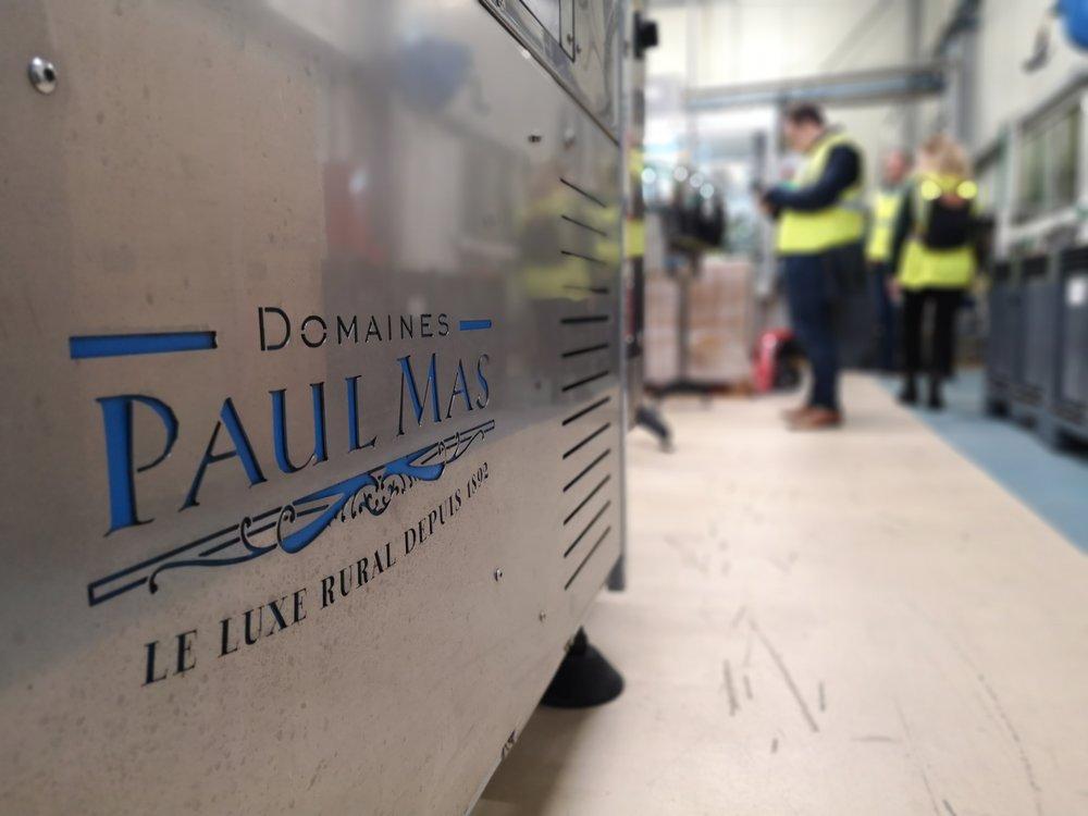 Domaine Paul Mas France Tour