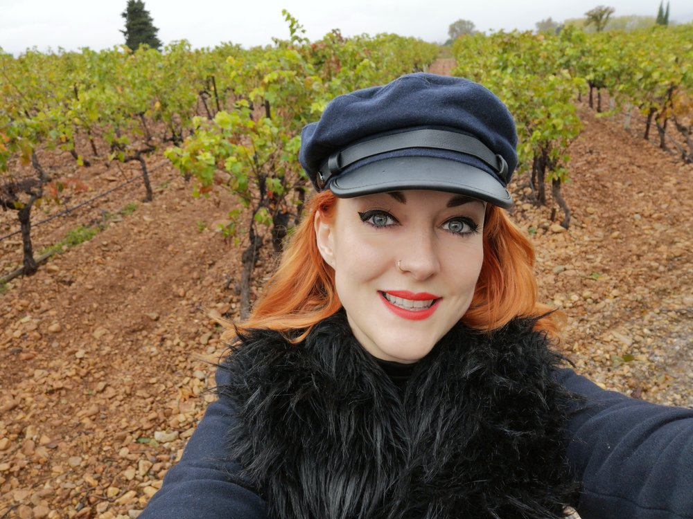 Lucie Loves Paul Mas Wines Blogger Languedoc