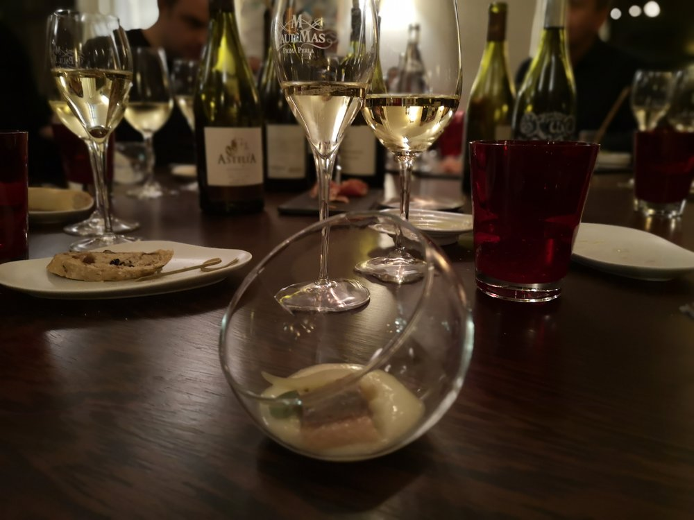 Cote Mas restaurant fine dining France