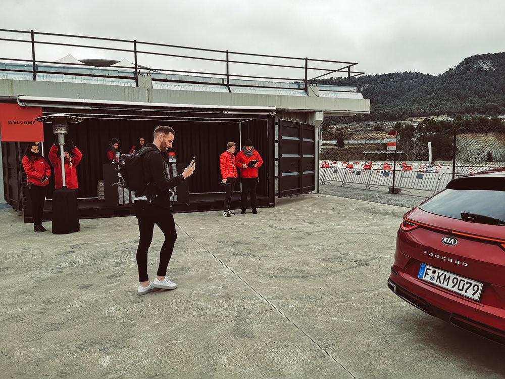 Lucie Loves Kia ProCeed Barcelona Car Blogger-59.jpg