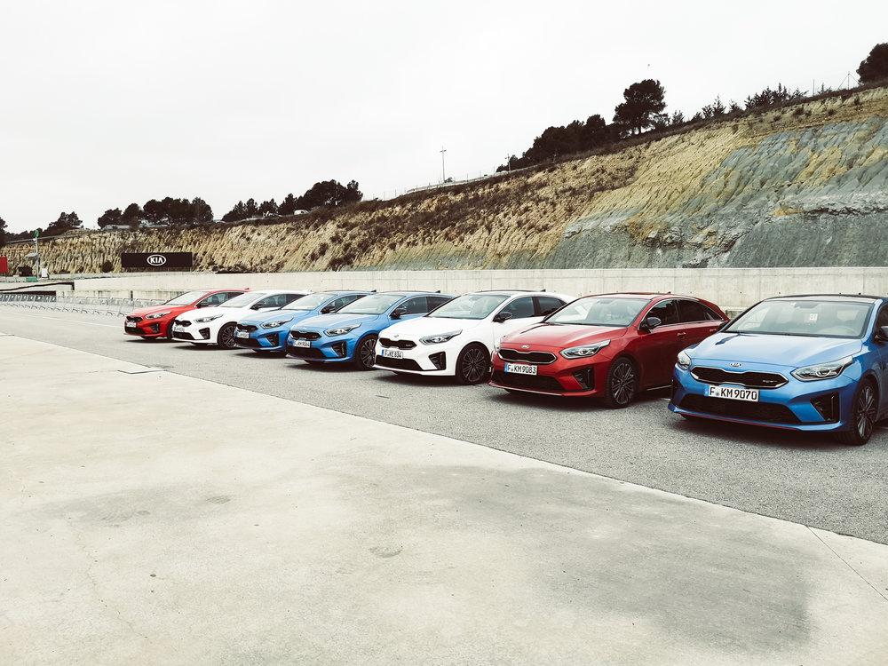 Lucie Loves Kia ProCeed Barcelona Car Blogger-55.jpg
