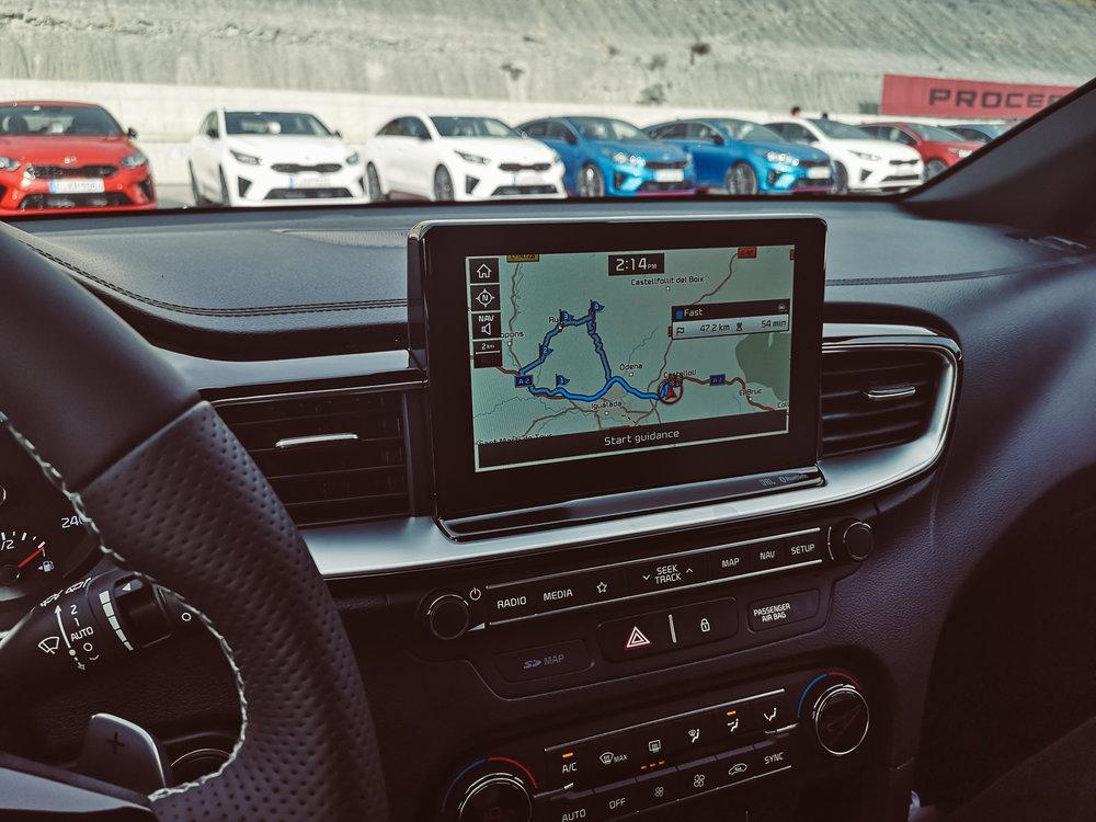 Lucie Loves Kia ProCeed Barcelona Car Blogger-102.jpg