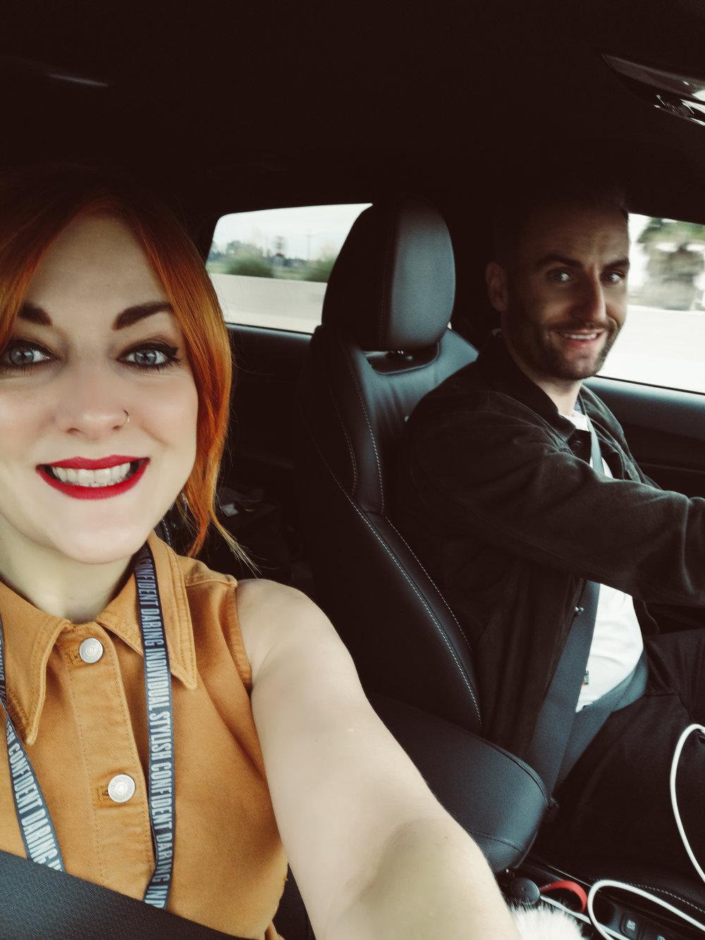 Lucie Loves Kia ProCeed Barcelona Car Blogger-45.jpg