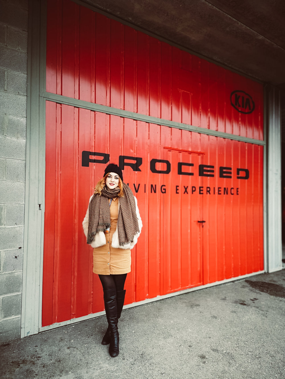 Lucie Loves Kia ProCeed Barcelona Car Blogger-76.jpg