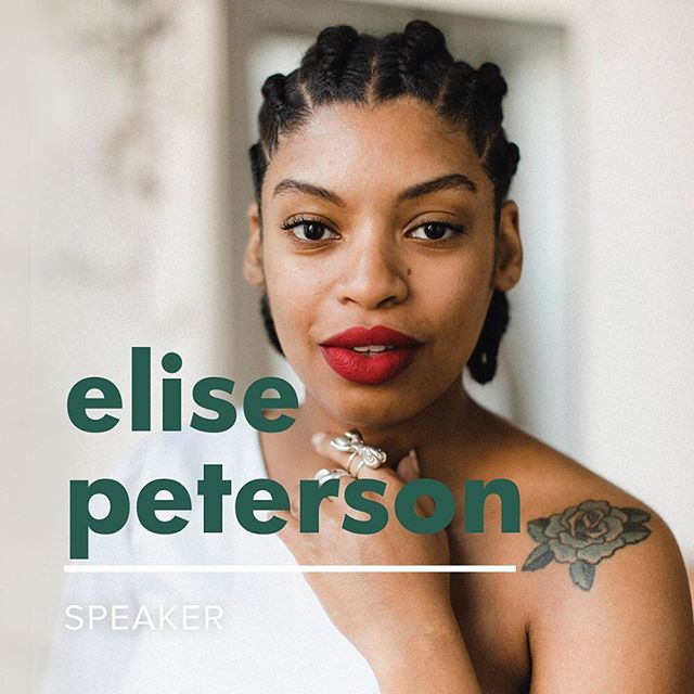 Speaker announcement #2 is...the multi-talented (and multi-hyphenated) visual artist, author, & media host Elise Peterson, whom we first met last year while she was pregnant with her first child. Now 8 months into new motherhood, it's been so inspiring watching Elise's creativity explode with new projects, including her just-launched podcast @talkcoolmoms 🎤 We can't wait to hear her sound off in our panel on the intersection of Motherhood + Creativity on September 28th ✨#ingoodcompany✨📷: @mymotherhoodstory for @mothermag