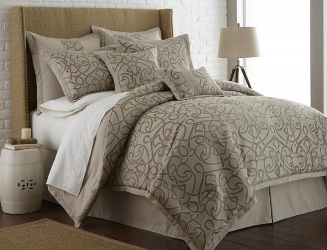 Danika 8-Pc Jacquard Comforter Set Only $100.00