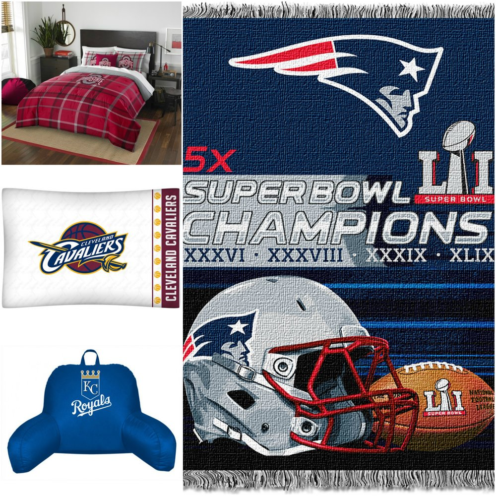 Sports Bedding Everyone Will Love