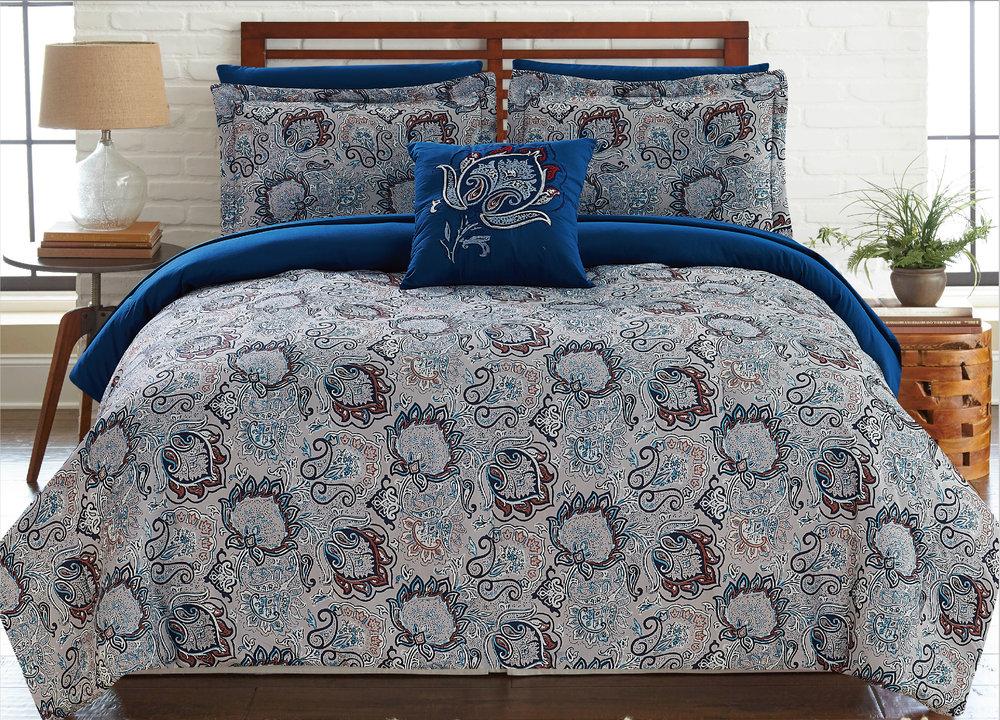 Corsicana Full Bedding Set