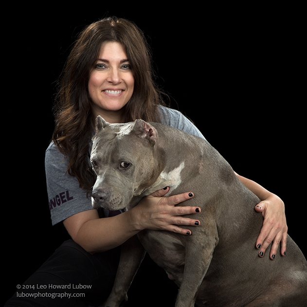Rebecca Corry, Actress/Comedian and Founder of Stand Up for Pits Foundation