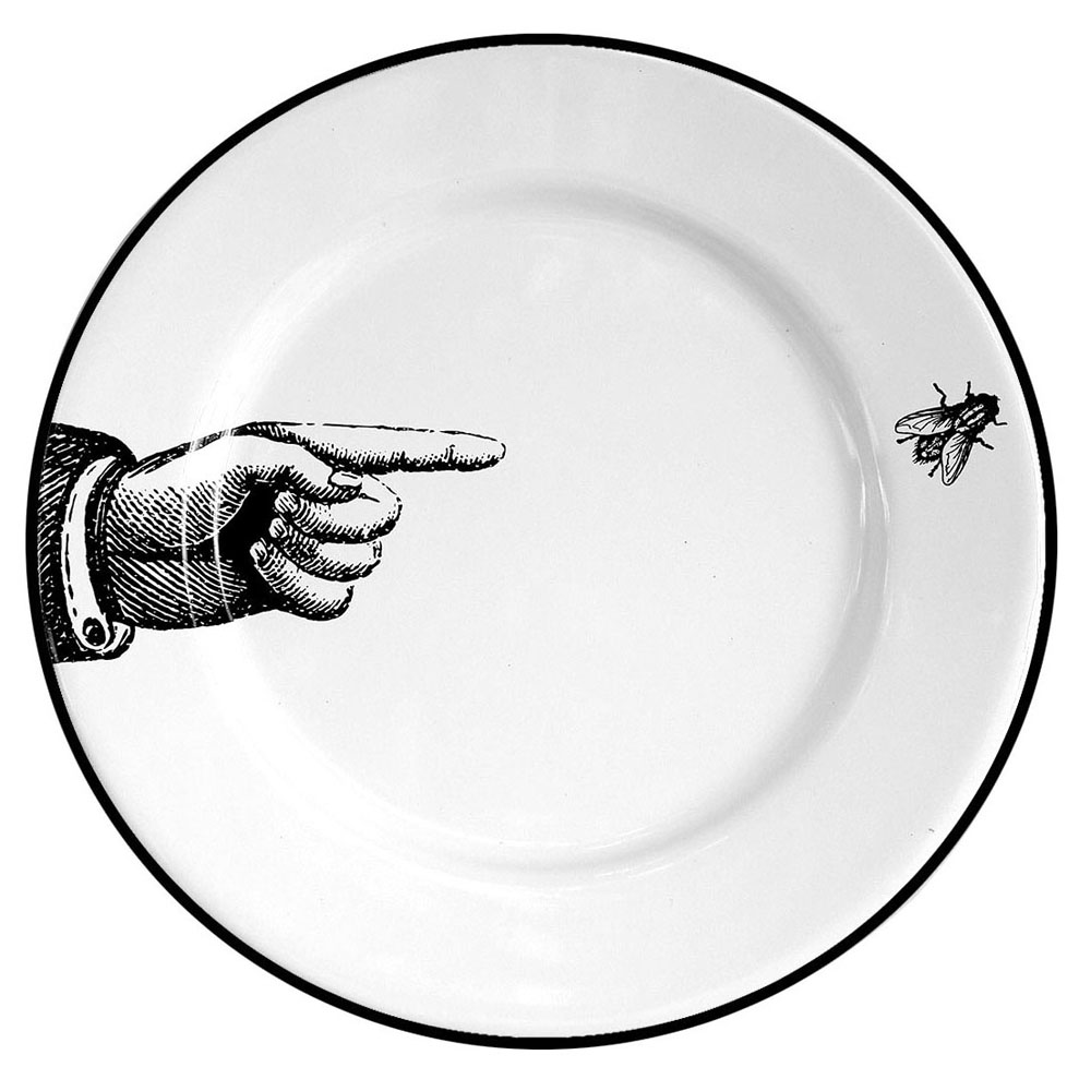Plato. 16 cm diámetro