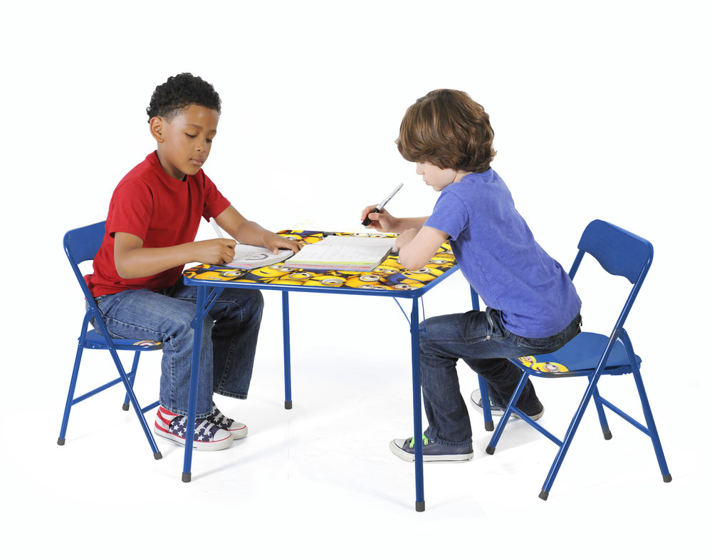 MINIONS TABLE CHAIR SET_NEW WITH KIDS.jpg