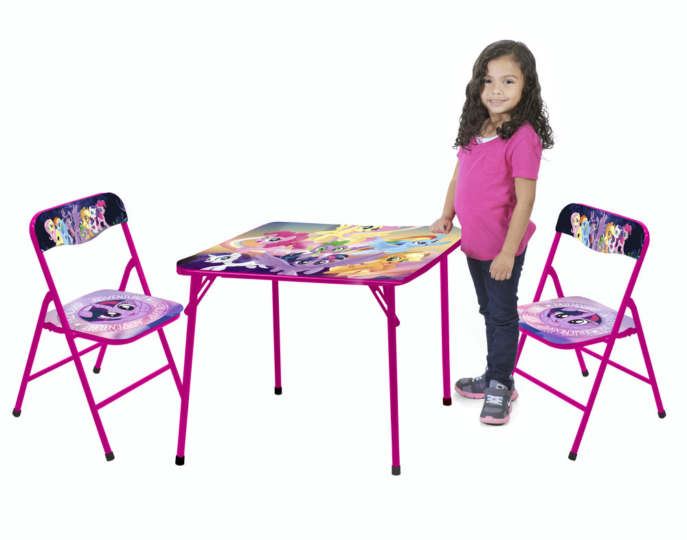 MY LITTLE PONY CHAIR SET_NEW WITH KIDS 2.jpg