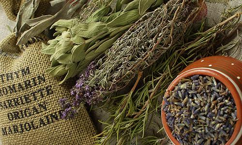 Herbs de Provence<br>Olive Oil