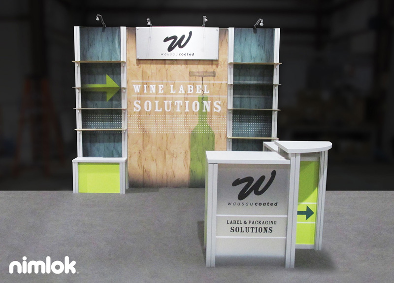 NYC Trade Show Display 10x10