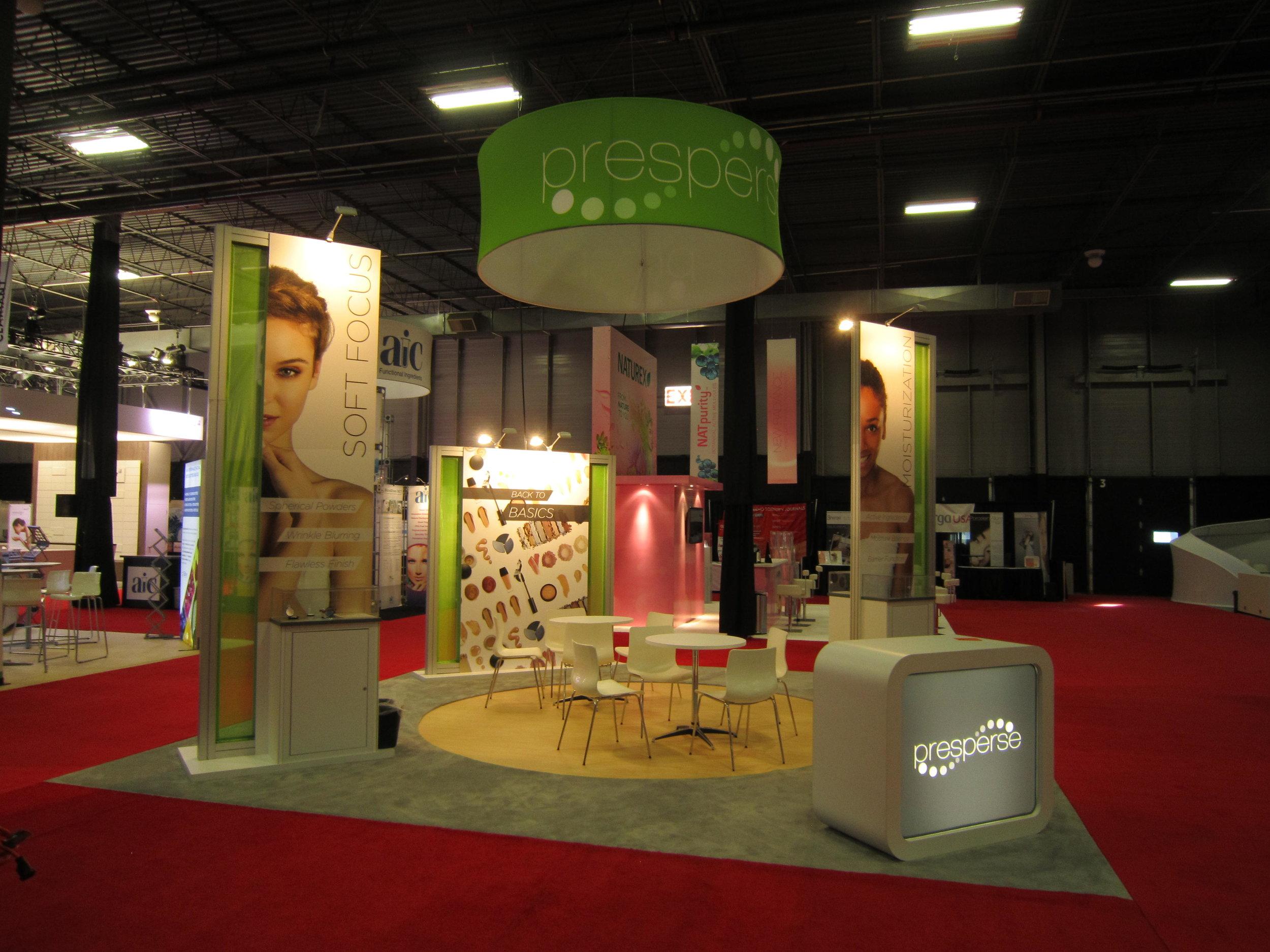 Sumi Presperse Trade Show Design NYC