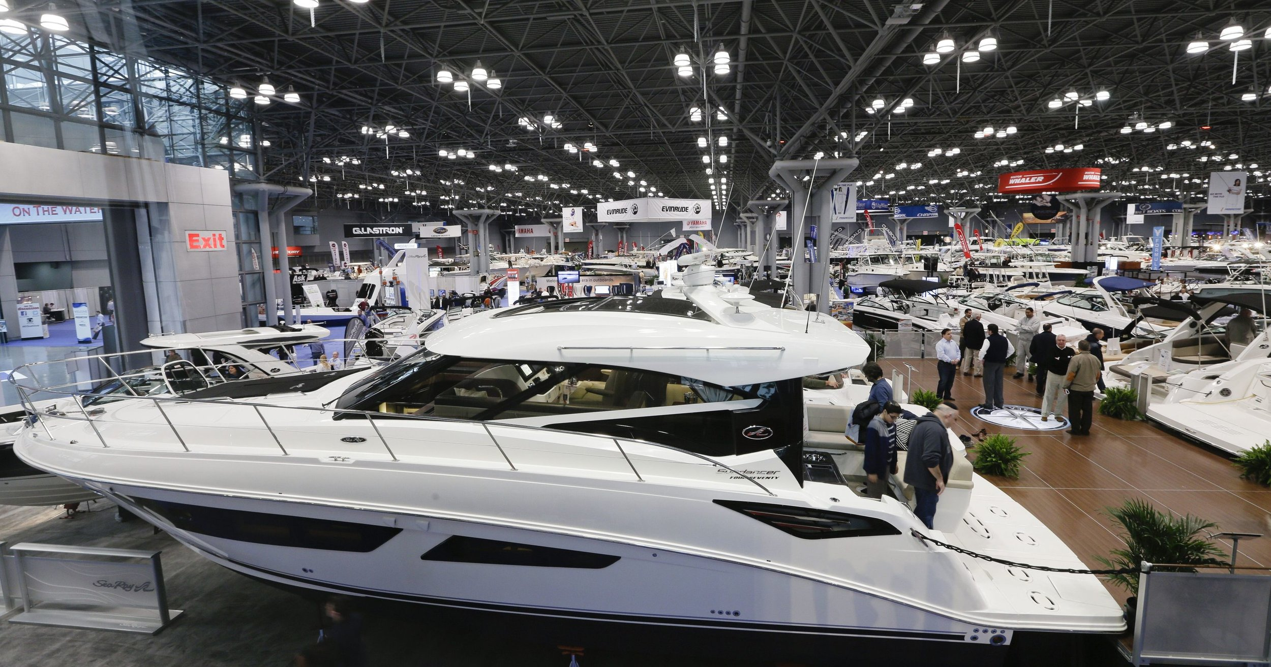 NYC Boat Show