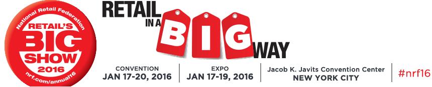 Retail's Big Show 2016 NYC