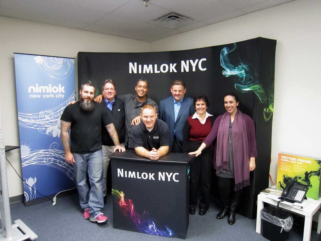 Nimlok NYC Team
