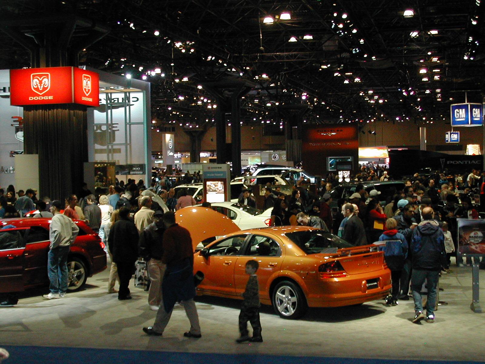 NYC Auto Show 2016