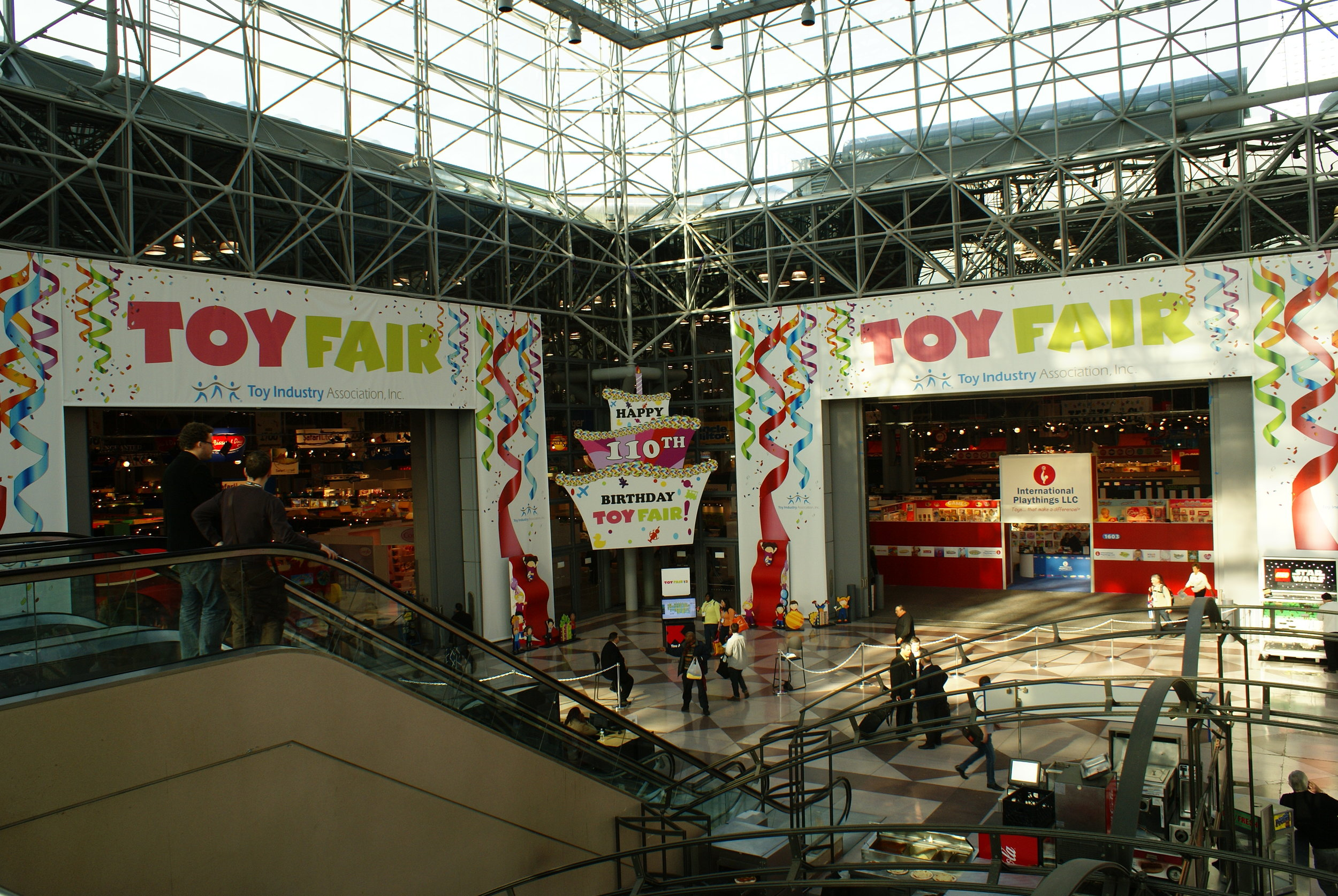 NYC Toy Fair 2016