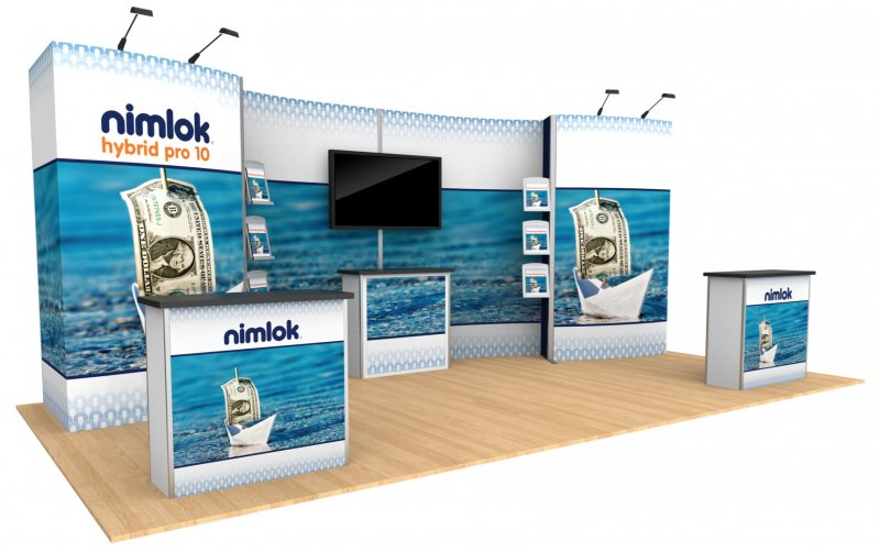 Trade Show Professionals - Nimlok NYC