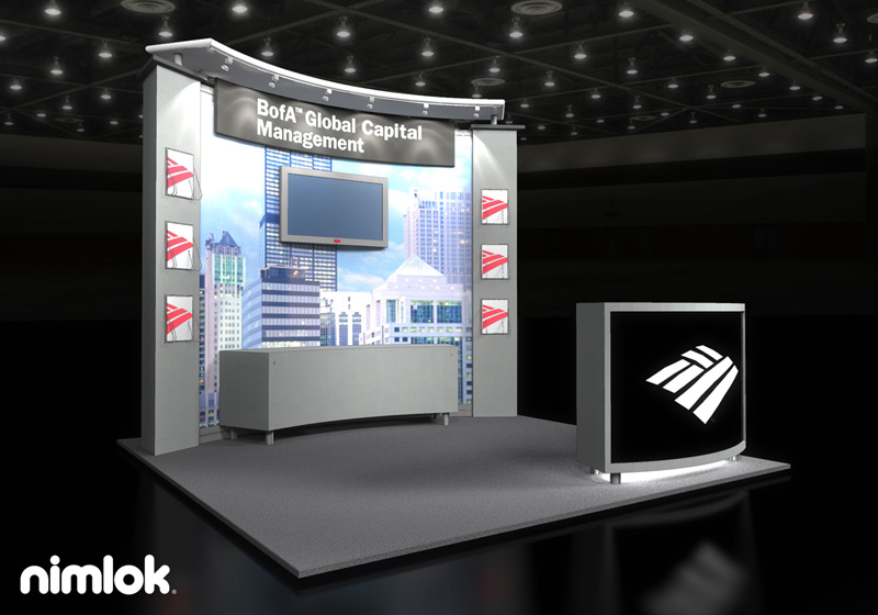 Advantages of a Small Trade Show Booth