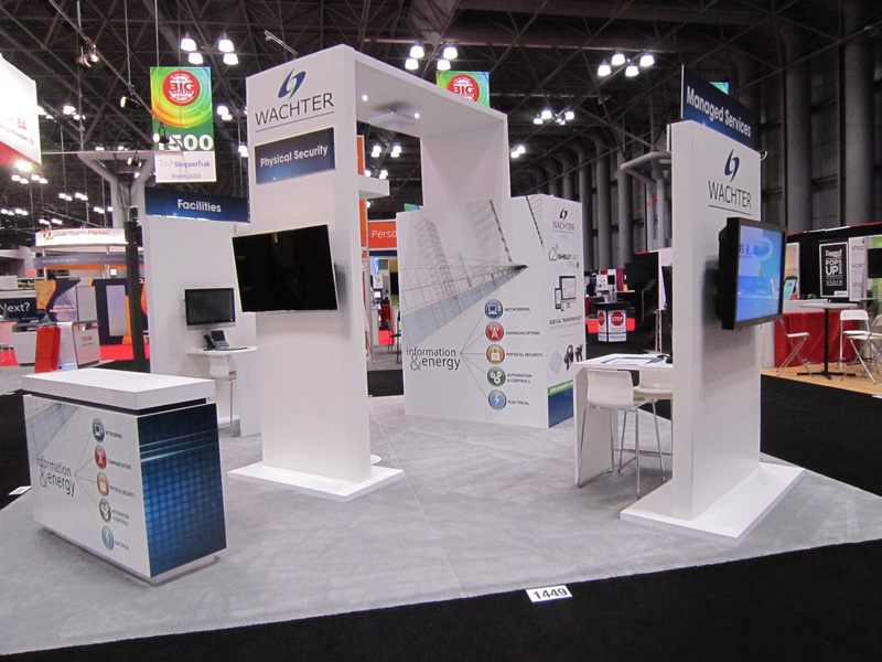 Trade Show Technology by Wachter