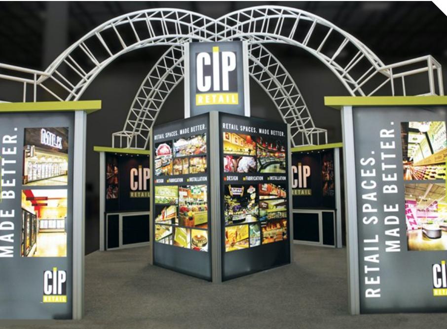 CIP Booth Design