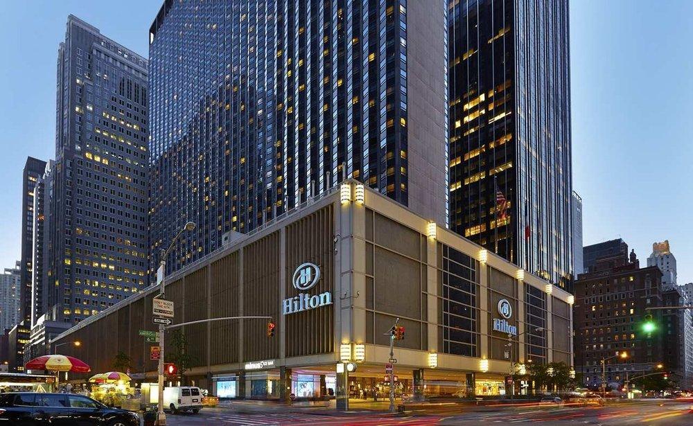 New York Hilton Midtown Convention Center