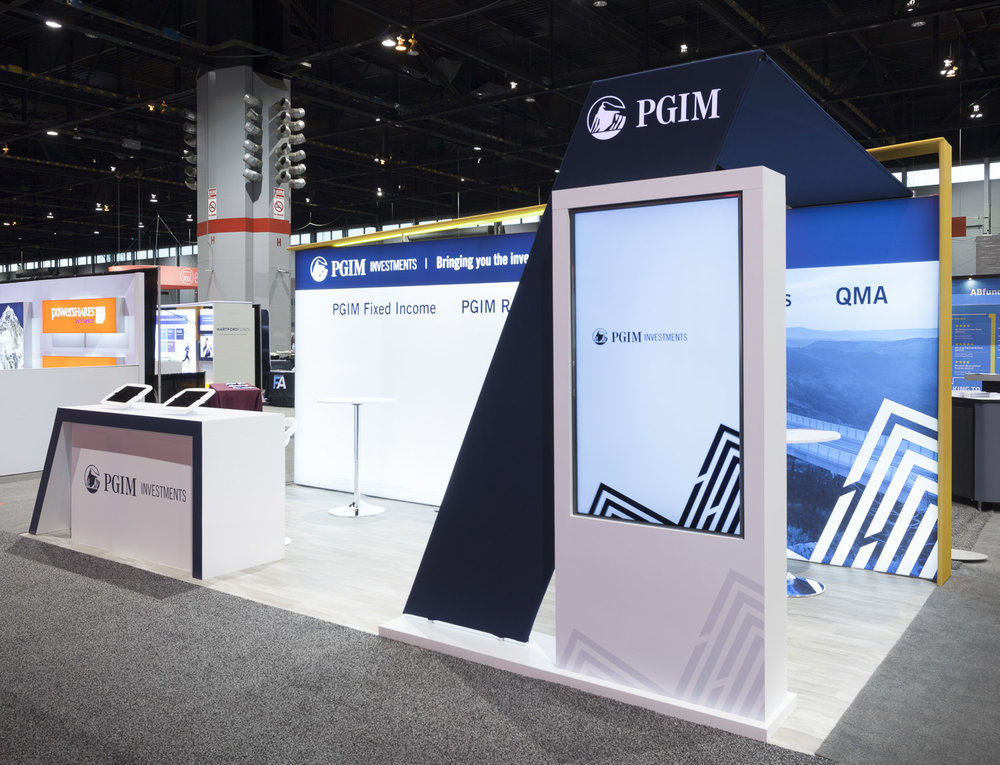10x20 Prudential Global Investment Management Show