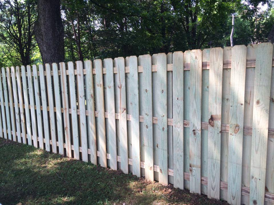 shadowbox wood fence
