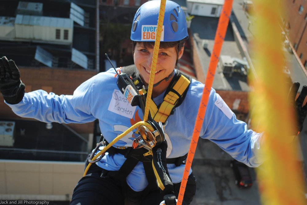 Over the Edge in Jefferson City