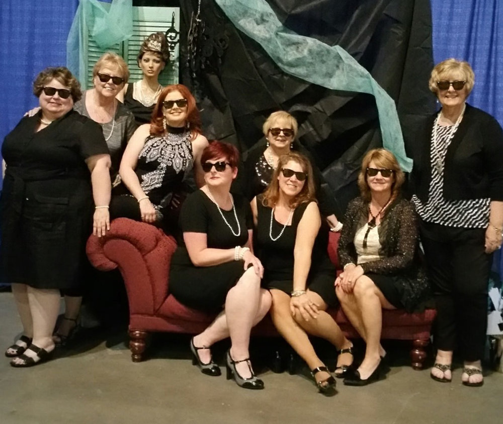 The third annual Ladies Night Out Gala & Piccadilly in St. Joseph had more than 450 participants and raised more than $36,000.