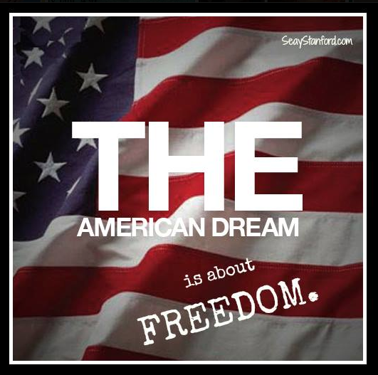 the american dream no longer exists Is the american dream dead 50% say the american dream is dead no longer can americans i think while it is unrecognized the american dream still exists.