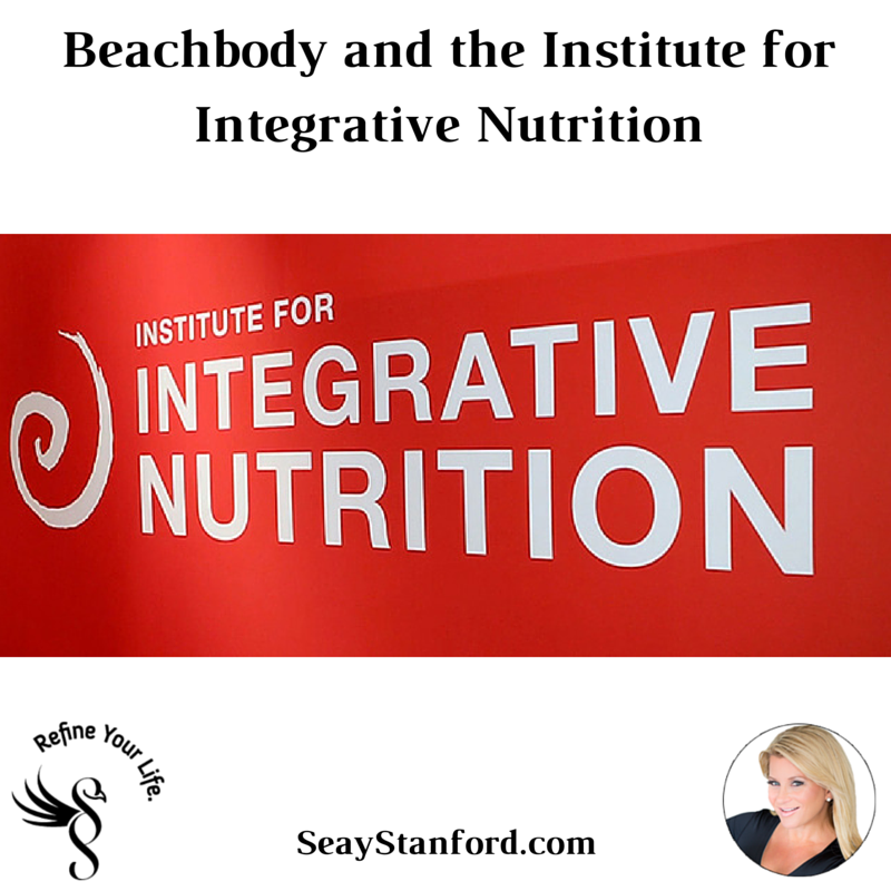 Beachbody and Institute for Integrative Nutrition — SeayStanford.com