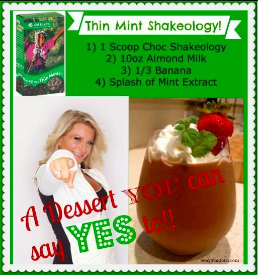 Shakeology recipes chocolate
