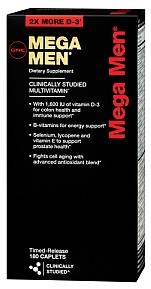 GNC Mega Vitamin