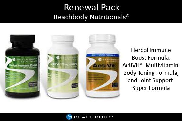Renewal Pack