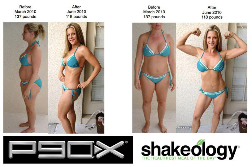 Seay Stanford P90x Results