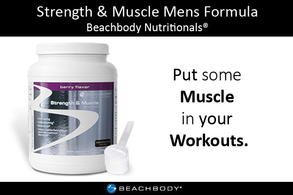 Strength and Muscle Mens