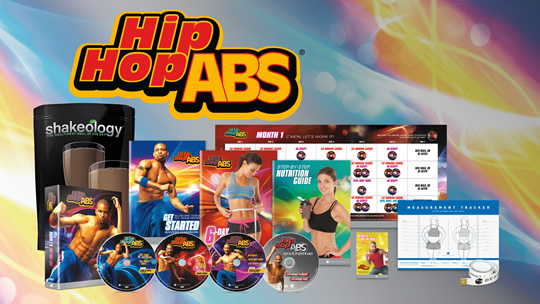 Shaun T's Hip Hop Abs - Beachbody Fitness Program