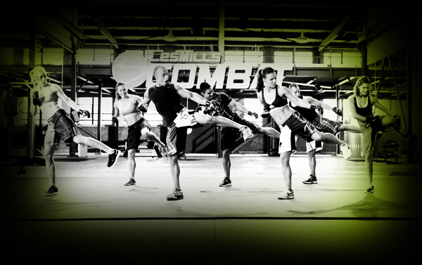 LesMills Combat Beachbody Fitness