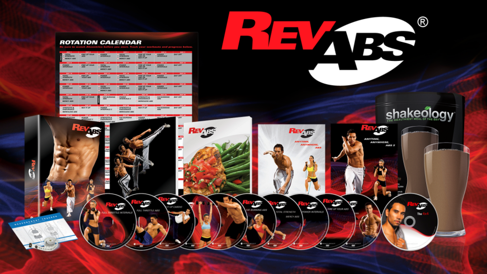 RevAbs Beachbody Fitness Program