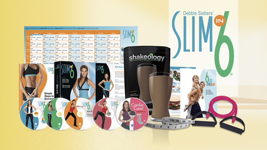Fitness Program by Beachbody - Slim in 6