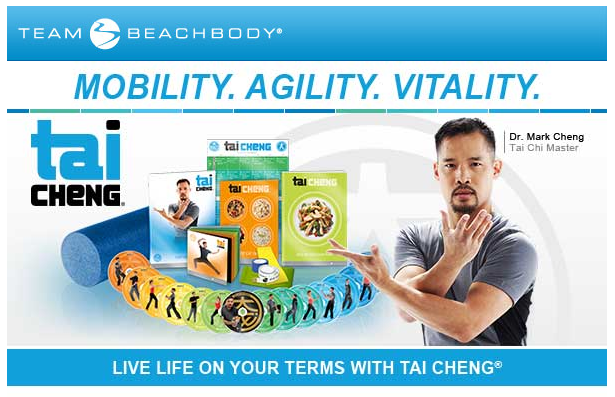 Beachbody Tai Cheng Fitness Program