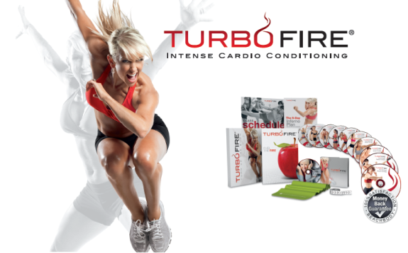 Beachbody Program TurboFire by Chalean Johnson