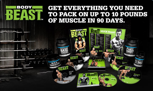 Body Beast Fitness Program by Beachbody