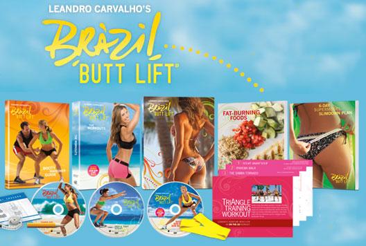 Brazil Butt Lift Beachbody Fitness Program