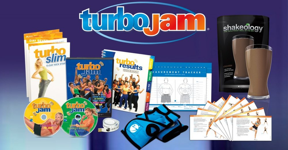 Turbo Jam by Chalean Johnson Beachbody Fitness