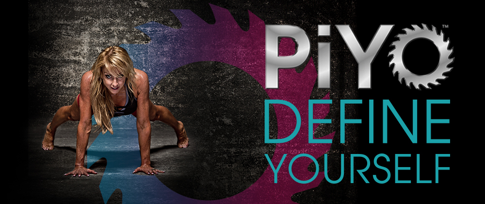 PiYo Define Yourself by Chalean Johnson